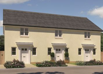 "Thumbnail 2 bedroom semi-detached house for sale in ""Blair"" at Newbarns, Urquhart Road, Oldmeldrum, Inverurie"