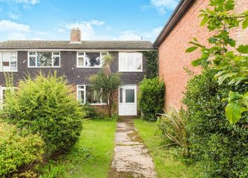 Thumbnail 3 bed semi-detached house for sale in Ballfield Road, Godalming