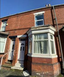Thumbnail 2 bed terraced house for sale in Baxter Avenue, Doncaster