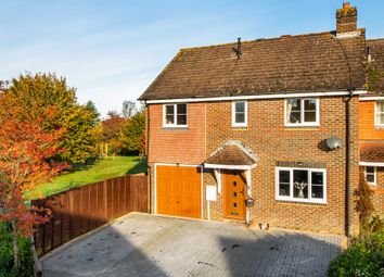 Thumbnail 4 bed semi-detached house for sale in Callender Walk, Cuckfield, Haywards Heath