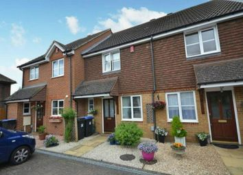 Thumbnail 2 bed terraced house to rent in Robinson Close, Woking