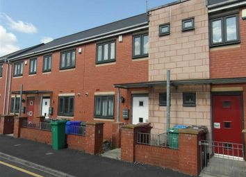 Thumbnail 3 bed mews house to rent in New Welcome Street, Hulme, Manchester
