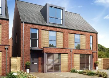 Thumbnail 4 bed semi-detached house for sale in Waterside Close, Chichester, West Sussex