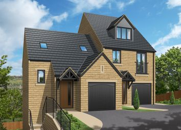 Thumbnail 4 bed semi-detached house for sale in Plot 1, Statton Park, Rastrick, Brighouse