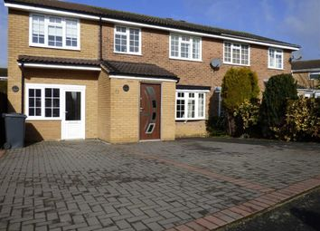 Thumbnail 4 bed semi-detached house for sale in Ashmore, Long Buckby, Northampton