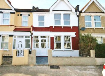 Thumbnail 3 bed terraced house to rent in Estcourt Road, London