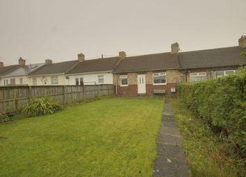 Thumbnail 2 bed bungalow for sale in Grange Street, Delves Lane, Consett