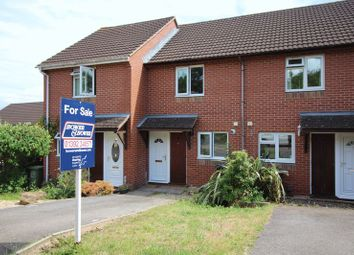 Thumbnail 2 bedroom terraced house for sale in Primrose Lawn, Exeter