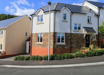 Thumbnail 3 bed semi-detached house for sale in Mountford Drive, Bovey Tracey, Newton Abbot