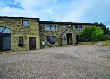 Thumbnail 3 bed farmhouse for sale in Birkby Lane, Bailiff Bridge, Brighouse