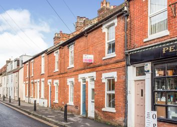 Thumbnail 2 bed terraced house for sale in Pennyfarthing Street, Salisbury
