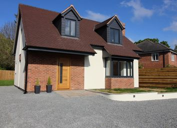 Thumbnail 3 bed detached house for sale in Leigh Sinton Road, Malvern, Malvern