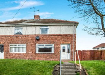 Thumbnail 3 bed semi-detached house for sale in Kingsway, Sunniside, Newcastle Upon Tyne