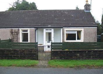 Thumbnail 2 bed semi-detached house to rent in Kirkcowan, Newton Stewart