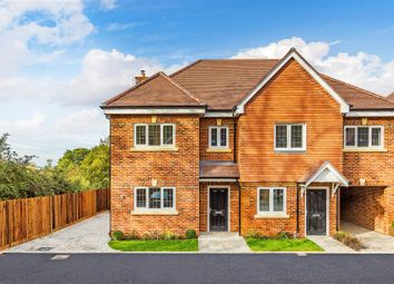 Thumbnail 4 bed semi-detached house for sale in Foreman Road, Ash, Guildford