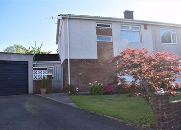 Thumbnail 3 bed semi-detached house for sale in Heathfield, Gorseinon, Swansea