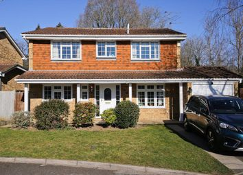Thumbnail 4 bedroom detached house to rent in Highlands Park, Seal, Kent