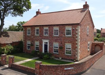 Thumbnail 5 bed detached house for sale in Eagle Road, North Scarle, Lincoln