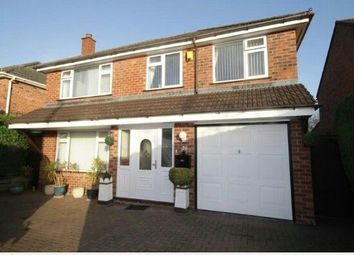 Thumbnail 4 bed detached house for sale in Alistair Drive, Wirral, Merseyside