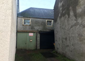 Thumbnail Parking/garage for sale in 17 Blackbull Street, Duns