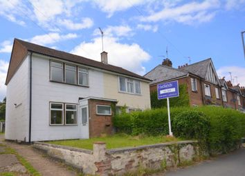 Thumbnail 2 bed semi-detached house to rent in Vale Road, Chesham, Buckinghamshire