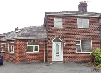 Thumbnail 4 bed semi-detached house for sale in Archer Avenue, Latchford, Warrington
