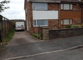 Thumbnail 3 bedroom semi-detached house to rent in Allensmore Avenue, Fenton, Stoke-On-Trent