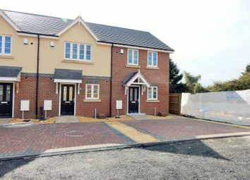 Thumbnail 2 bed terraced house to rent in Robinson Court, Burntwood