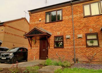 Thumbnail 2 bedroom semi-detached house for sale in Newcastle Farm Drive, Aspley, Nottingham