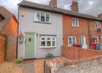 Thumbnail 2 bedroom end terrace house for sale in Kentwood Hill, Tilehurst, Reading