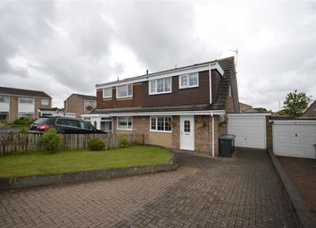 Thumbnail 3 bed semi-detached house for sale in Trefoil Road, Tanfield Lea, Stanley