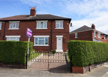 Thumbnail 3 bed semi-detached house for sale in Attlee Road, Liverpool