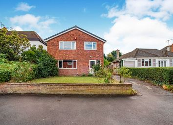 Thumbnail 4 bed detached house for sale in Fawkham Road, Longfield, Kent