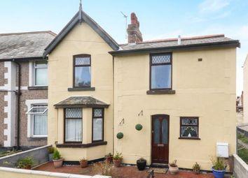 Thumbnail 2 bed semi-detached house for sale in Warren Road, Prestatyn, Denbighshire