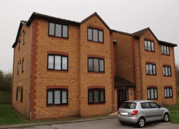 Thumbnail 1 bed flat for sale in Avern Close, Tipton, West Midlands