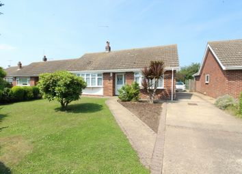 Thumbnail 3 bedroom detached bungalow for sale in Beach Road, Scratby