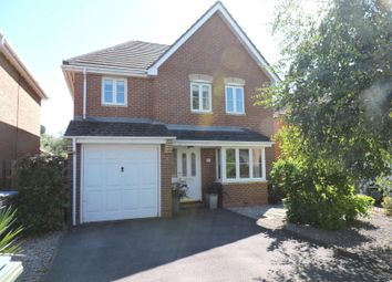 Thumbnail 4 bedroom detached house to rent in Watersmeet, Fareham, Hampshire