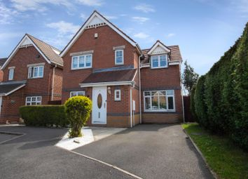 3 bed detached house for sale in Carlisle Close, Holystone, Newcastle Upon Tyne NE27