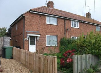 Thumbnail 3 bed terraced house to rent in Oxford Crescent, Didcot