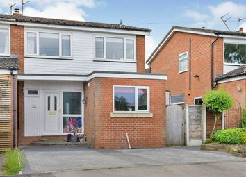 Thumbnail 4 bed semi-detached house for sale in Springfield Drive, Wilmslow