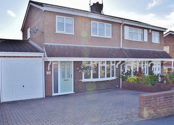 Thumbnail 3 bed semi-detached house for sale in Carberry Way, Parkhall, Stoke On Trent