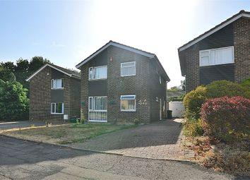 Thumbnail 4 bed detached house for sale in Dulverton Road, Abington Vale, Northampton