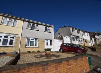 Thumbnail 3 bed semi-detached house for sale in Lowerdale Drive, Llantrisant, Pontyclun