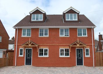Thumbnail 3 bed semi-detached house to rent in Windsor Road, Farnborough