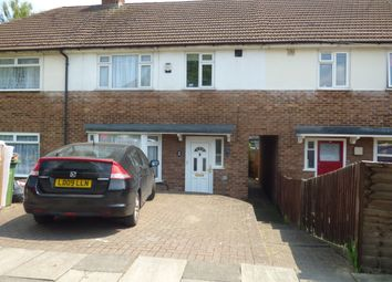 Thumbnail 3 bed terraced house to rent in Flaxton Road, London