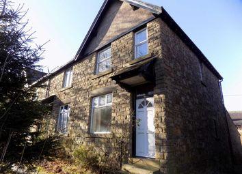 Thumbnail 3 bedroom semi-detached house for sale in Oak Bank, Newtown, Disley