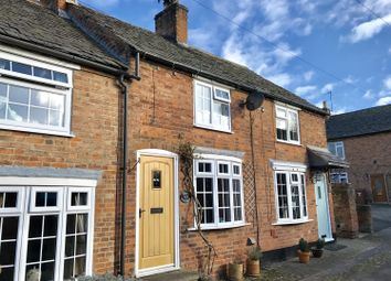 Thumbnail 2 bed cottage for sale in The Row, Rotherby, Melton Mowbray
