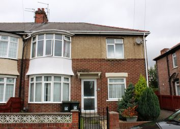 Thumbnail 2 bed flat to rent in Grosvenor Gardens, Wallsend, Newcastle