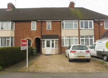 Thumbnail 3 bed terraced house for sale in Highfield Road, Kidderminster