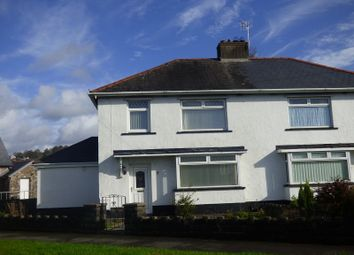 3 bed semi-detached house for sale in Tyla Road, Briton Ferry, Neath. SA11